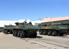 armored bärarepersonaler Royaltyfria Foton