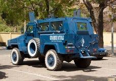 armored bamako bilpolis Arkivfoton