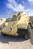 armored bil Arkivbild