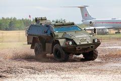 Armored bil Royaltyfria Foton