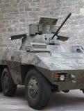 Armored car I Stock Photo