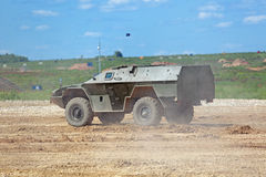 Armored car KAMAZ Stock Image