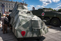 Armored Car KUBUS Stock Photography