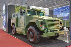 Armored car VPK-3924 Royalty Free Stock Photo