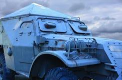 armored lastbil Royaltyfria Foton