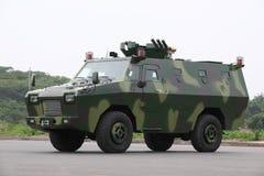 armored medel Fotografering för Bildbyråer