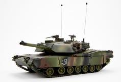armored militär behållare Royaltyfri Fotografi