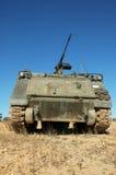 armored personaler för bärare m113 Royaltyfri Fotografi