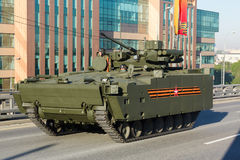Armored personnel carrier BTR kurganets-25 Royalty Free Stock Image