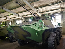 Armored personnel carrier BTR-90. Soviet Union stock image
