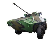 Armored personnel carrier BTR-90 Royalty Free Stock Photos