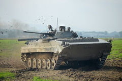 Armored personnel carrier Stock Photos