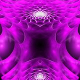 Armored protective shell. Plasma field. 3D surreal illustration. Sacred geometry. Mysterious psychedelic relaxation pattern. Fractal abstract texture. Digital Royalty Free Stock Photo
