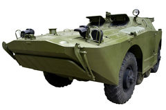 Armored reconnaissance vehicle Royalty Free Stock Photo