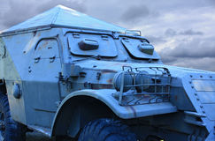 Armored truck Royalty Free Stock Photos