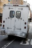 Armored Truck Royalty Free Stock Images
