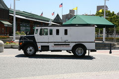 Armored Truck Stock Photos
