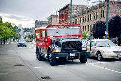 Armored Truck Stock Photography