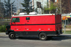 Armored Truck Royalty Free Stock Photography
