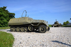 Armored vehicle OT 810 Royalty Free Stock Images