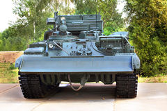 Armored vehicle Stock Image