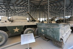 Armored vehicles Stock Photo