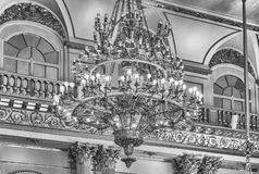 Armorial Hall, Winter Palace, Hermitage Museum, St. Petersburg,. ST. PETERSBURG, RUSSIA - AUGUST 27: Armorial Hall, interior of the State Hermitage (Winter Royalty Free Stock Images