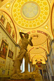 Armorial Hall of the Winter Palace, St Petersburg Royalty Free Stock Image