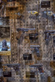 Armory gun exhibition,  Historical Museum of Estonia Royalty Free Stock Photography