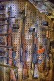 Armory gun exhibition,  Historical Museum of Estonia Royalty Free Stock Photos