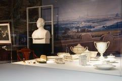 The Armory Museum- Livrustkammaren Museet in Stock Stock Image