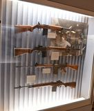 Springfield massachusetts usa armory museum. Armory Museum of Springfield in state Massachusetts of USA is great American historical heritage starting from 18 stock photo