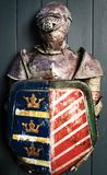 Armour of a medieval knight Stock Photos