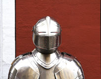 Armour of the medieval knight Stock Photography