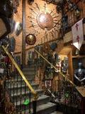 Armour shop Stock Photography