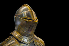 Armour from the Tower of London Stock Image