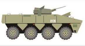 Armoured car Stock Photos