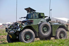 Armoured car Stock Photo