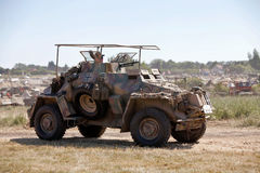 Armoured car Stock Images