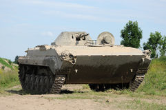 Armoured fighting vehicle Stock Image