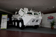 Armoured Fighting Vehicle 'RIMAU 6x6' Royalty Free Stock Image