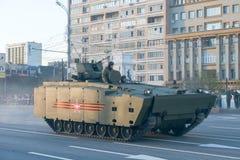 Armoured Kurganets-25 Royalty Free Stock Photo