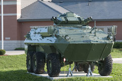 Armoured Personnel carrier Stock Photo