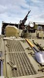 Armoured personnel carrier Stock Image