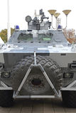 Armoured Personnel Carrier. For Riot Control Police royalty free stock image