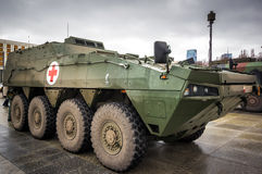 Armoured Personnel Carrier - Rosomak stock photography