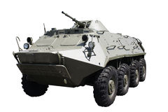 Armoured Troop-carrier Stock Photos