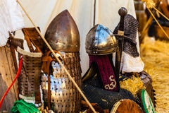 Armours Royalty Free Stock Photography