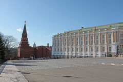 The Armoury Chamber, Moscow Kemlin Royalty Free Stock Photos