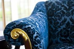 armrest καναπές Στοκ εικόνες με δικαίωμα ελεύθερης χρήσης